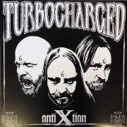 "TURBOCHARGED -12"" LP- Antixtian"