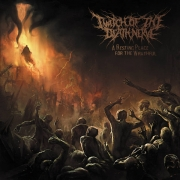 TWITCH OF THE DEATH NERVE - CD - A Resting Place for the Wrathful