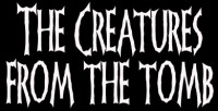 THE CREATURES FROM THE TOMB - Printed Patch