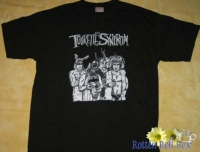 Tourette Syndrom - Band  - T-Shirt - size XL (2nd Hand)