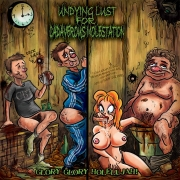 free at 100€+ orders: UNDYING LUST FOR CADAVEROUS MOLESTATION - CD - Glory Glory Holelujah!