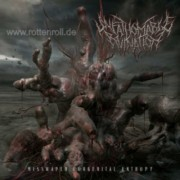 UNFATHOMABLE RUINATION -CD- Misshapen Congenital Entropy