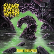 VACANT COFFIN - CD - Sewer Skullpture