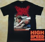 VISCERA INFEST - High Speed Goregrind - T-Shirt Größe L