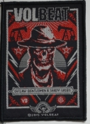 VOLBEAT - Ghoulframe - woven Patch