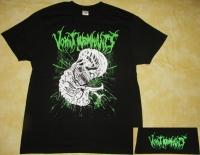 VOMIT REMNANTS - Baby - T-Shirt Size XXL