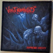 VOMIT REMNANTS - Supreme Entity - printed Patch
