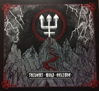 WATAIN - Digipak CD - Trident Wolf Eclipse