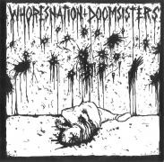 WHORESNATION / DOMMSISTERS - split 10'' EP -