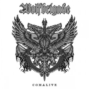 WOLFBRIGADE - CD - Comalive