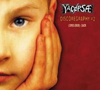 YACOEPSAE -2CD Digipak- Discoregraphy #2 (1992-2010)  (Yacøpsæ)