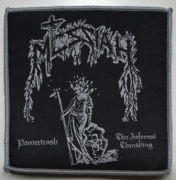 MESSIAH - Powerthrash - woven Patch
