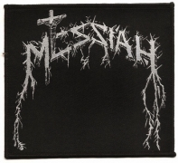 MESSIAH - Logo - woven Patch