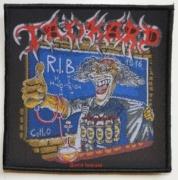 TANKARD - R.I.B. - woven Patch