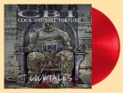 COCK AND BALL TORTURE - 12'' LP - Cocktales (Red Vinyl) Pre-Order 16th august 2019