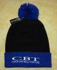 COCK AND BALL TORTURE - Snowstar® Two-Tone Beanie blue - black Logo