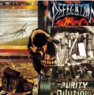 DEFECATION - CD - Purity Dilution (2nd Hand)