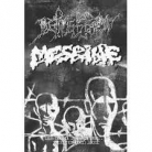 DEPRESSION / MESRINE  -split  MC Tape - Die Toten Tage Kommen... / ...Sooner Than Later