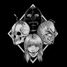 V/A: Fo(u)r the Gore and the Lustful Perversity - CD - with GONORRHEA PUSSY, THE CREATURES FROM THE TOMB, UNDYING LUST FOR CADAVEROUS MOLESTATION, PLASMA