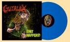 GUTALAX - 12'' LP - Shit Happens (reissue Blue Vinyl) (Pre-Order 15th april 2021)
