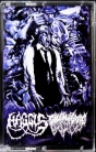 HAGGUS / GOLEM OF GORE - split Tape MC -