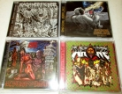 Bundle 4 CDs: MEAT SHITS + WHORE + KADAVERFICKER + SMASHING DUMPLINGS