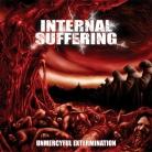 INTERNAL SUFFERING - CD - Unmercyful Extermination (remastered re-issue + bonus)