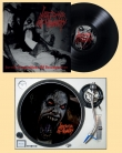 LAST DAYS OF HUMANITY -12'' LP + Slipmate - Horrific Compositions of Decomposition (Black Vinyl)
