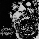 LAST DAYS OF HUMANITY / MOSHTURBACIÓN - split 5'' Vinyl EP -