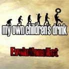 MY OWN CHILDRENS DRINK -CD Digipak- EvolutionsKot