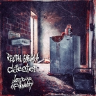 RECTAL SMEGMA / CLITEATER / LAST DAYS OF HUMANITY - split CD -