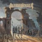 SLAUGHTERDAY - Gatefold 12'' LP - Ancient Death Triumph + Poster (Gold Vinyl)