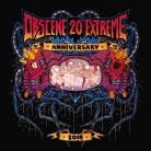 gratis bei 10€+ Bestellung: VA: OBSCENE EXTREME 2018 - CD - 20th Anniversary