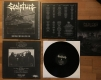 SCALPTURE - 12'' LP - Panzerdoktrin (Black Vinyl, limited to #98)