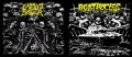 AGATHOCLES / OXIDISED RAZOR - Digipak split CD - Raw War
