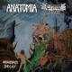 ANATOMIA / CRYPTIC BROOD - split 7'' -Infectious Decay