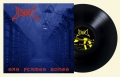 BLOOD - 12'' LP - Gas Flames Bones (black Vinyl) --- pre-order!!!