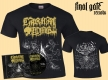 Bundle: CARNAL TOMB - Descend - CD + T-Shirt Größe S