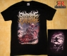 CATASTROPHIC EVOLUTION - Road to Dismemberment - T-Shirt size S