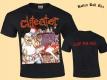 CLITEATER - Clit em all - T-Shirt Size XXXL
