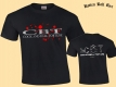 COCK AND BALL TORTURE - Bloodlogo - T-Shirt