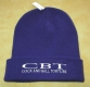 COCK AND BALL TORTURE - Original Cuffed Beanie - Purple