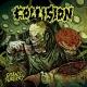 "COLLISION - 12"" LP - Satanic Surgery (Neon Orange Vinyl)"
