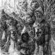 CRYPTIC BROOD / RESTOS HUMANOS -split 7