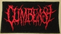 CUMBEAST - gestickter Patch