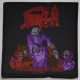 DEATH - Scream Bloody Gore - woven Patch