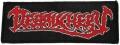 DEBAUCHERY - Logo - Woven Patch