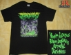 DEBRIDEMENT - Guttural Death Metal - T-Shirt size L