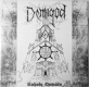 "DEMIGOD - 12"" LP - Unholy Domain (Black/White Cover / Silver Vinyl)"
