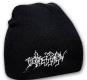 DEPRESSION - embroidered Logo Beanie